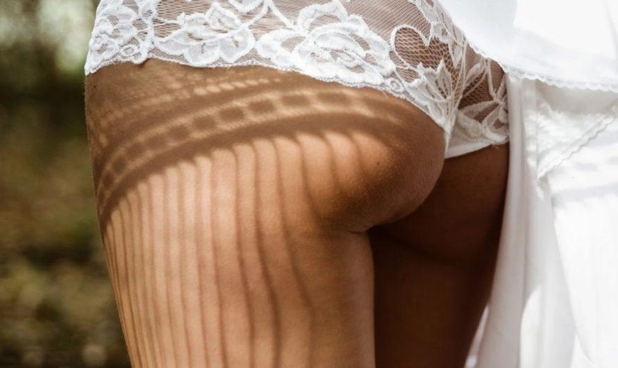 Tanga, string ou culotte ? Le dilemne de la mariée